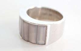 Emporio Armani .925 Silver Ring Size 8.5 $225 AUTHENTIC - $94.95