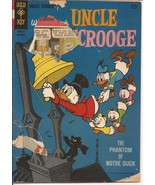 Gold Key Walt Disney's Uncle Scrooge #60 Donald & Daisy Duck Goofy - $2.95