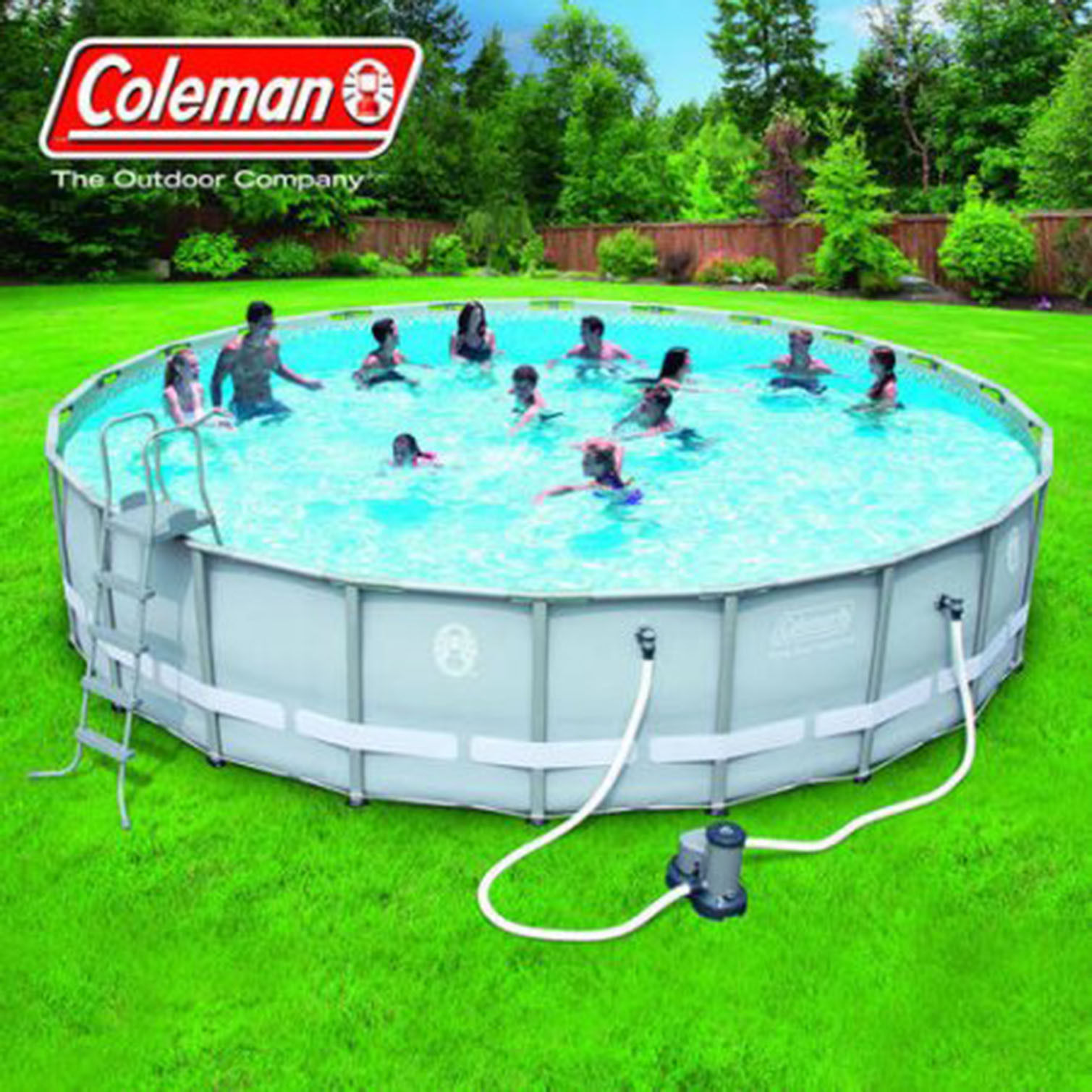 Coleman swimming pool 2 customer reviews and 4 listings for Above swimming pools