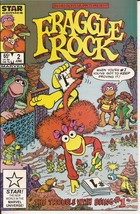 Marvel Fraggle Rock #2 Trouble With Being #1 Jim Henson Muppets - $2.95