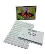 Butterfly Debit Card Holder with Debit Register & Photo Insert - $6.95