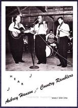 Aubrey Hanson & Country Ramblers Promo Photo - ... - $17.50