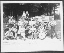 "Ernest Van ""Pop"" Stoneman & Stoneman Family 5 x... - $17.50"