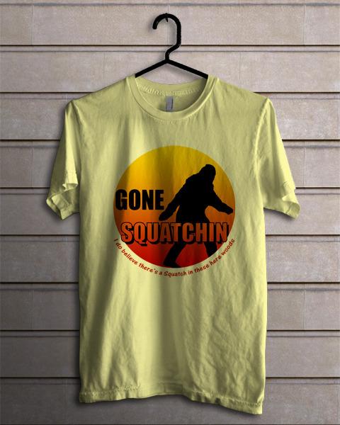 Squatchin yellow