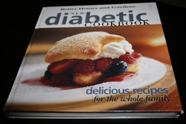 Better Homes And Gardens New DIABETIC Cookbook-Delicious Recipes - $8.41