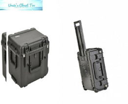 SKB 3I Series Injection Molded Equipment Case - 20 x 15 - Inch, Empty   - $253.71