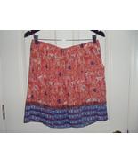 CAbi Batik Bella Rayon Skirt MEDIUM M Style #784 - $37.15