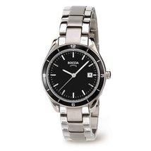 3225-03 Ladies Boccia Titanium Watch with Black Dial - $140.65