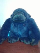1988 TSURUYA Doll Co 11 inch plush gorilla Dakin - $14.95