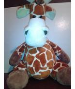 13 inch Luann the giraffe wishpets - $14.95