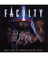 The Faculty (Movie Soundtrack) - $1.98