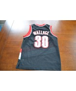 USED RASHEED WALLACE YOUTH SMALL PORTLAND TRAIL... - $14.84