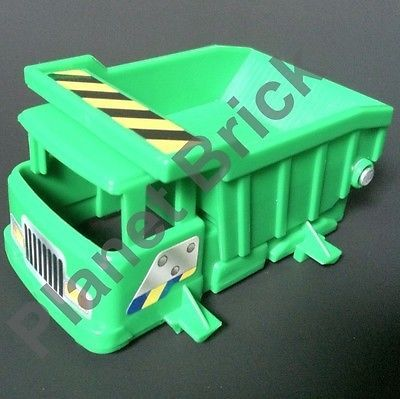 16-16116 Tomy Big Loader BDTRCK Green Dump Truck Body Green