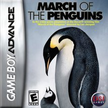 March Of The Penguins - Game Boy Advance [Game Boy Advance] - $5.87