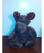 A&A plush 10 inch moose - $8.50
