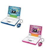 CHILDS LAPTOP COMPUTER TOY SLIM DEVELOPMENTAL EDUCATION LEARNING GAMES T... - $49.45