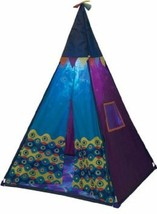 Teepee Play Tent W Lights Preschool Pretend Hut... - $79.15