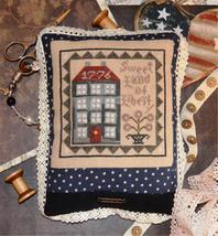 Sweet Land Of Libderty cross stitch chart Abby Rose Designs - $9.00