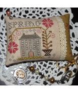 A Spring Pin Pillow cross stitch chart Abby Rose Designs - $8.10