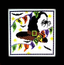 Halloween Celebration cross stitch chart Bobbie G Designs - $7.20