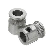2PCS 1.75mm MK8 9x5x11mm Concave Extrusion Gear For Reprap Makerbot 3D P... - $8.99