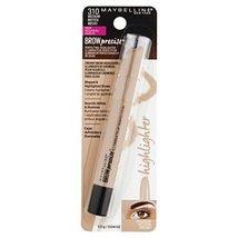 Maybelline Brow Precise Perfecting Eyebrow Highlighter, Medium, 0.04 oz. - $8.44