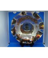 Jeannette Glass marigold carnival glass Iris pattern serving bowl. - $15.00