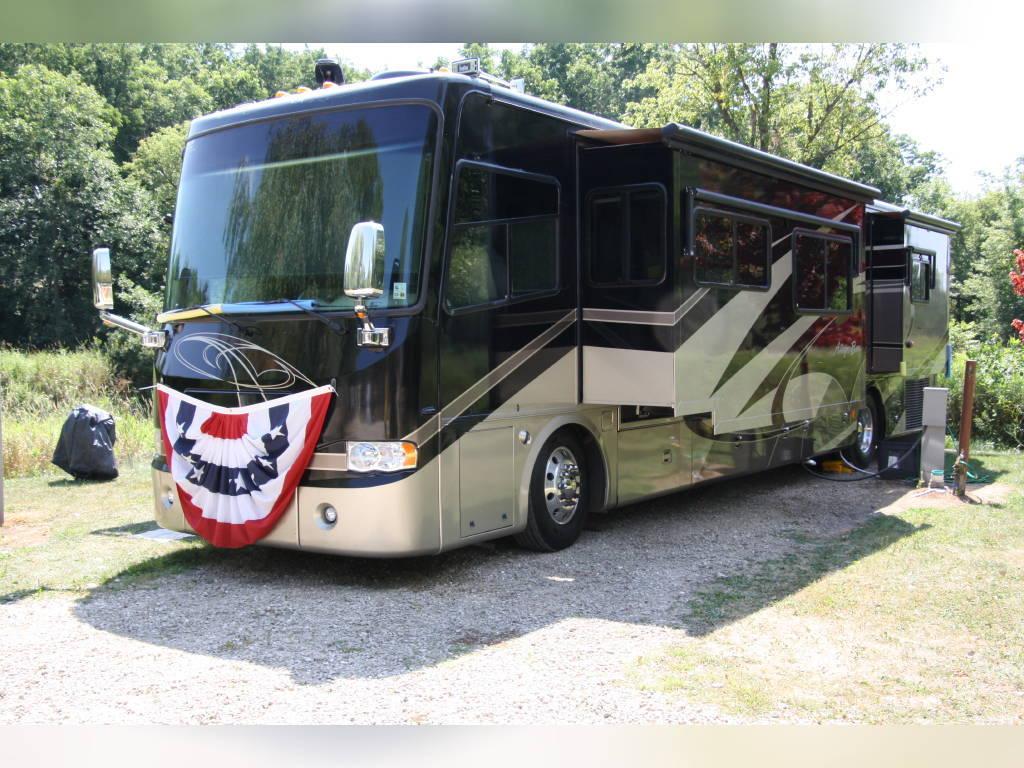 2008 Tiffin Allegro Bus 40QRP FOR SALE IN Cedar Rapids, IA 52404