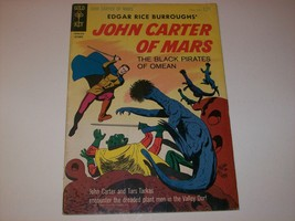 COMICS: John Carter of Mars #3 Edgar Rice Burroughs 1964 - $8.00