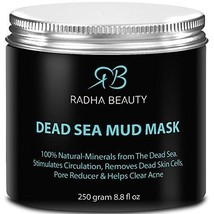 BEST Dead Sea Mud Mask for face & body 8.8 oz - The most effective 100% natural - $20.94