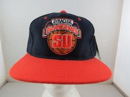Syracuse Oragemen Hat (VTG) - 100% Wool by Starter - Adult Snapback - NWT - $95.00