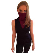 Masked Assassin Top Elektra Costume Cosplay Mask Daredevil Punisher Natc... - $30.00