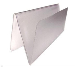 Checkbook Frosted Vinyl Protectors / Dividers - Set of 5 - $5.83