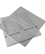 Checkbook Cover with Password \ Address Books - Set of 25 - $39.20