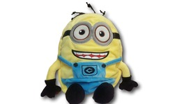 Despicable Me the Minions Cosplay Cotton HandBag Backpack School Bag T2 - €8,78 EUR