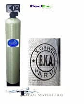 WHOLE HOUSE FLUORIDE/HEAVY METAL FILTER SYSTEM 1.5 CF BONE CHAR CARBON - $569.25
