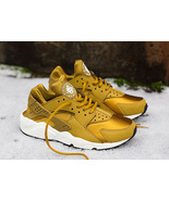 Womens Nike Air Huarache For Women-Bronze Running Shoes -US Sizes 5.5--8.5 -100% - $104.99