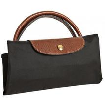 e201e26990d5 SALE-Black Longchamp Medium- Le Pliage Nylon Tote Shoulder Bag -  99.99