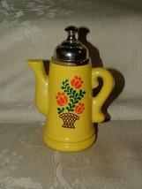 1971 Avon Koffee Klatch Penn Dutch Decanter Lilac Foaming Bath Oil 1/4 FULL - $4.00