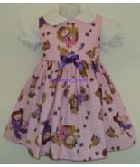 NEW Rare Licensed Cabbage Patch Kids Dress Custom Made Sz 12M-14Yrs - $59.98