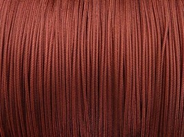 60 FEET :1.6 MM Garnet Red  LIFT CORD for Blinds, Roman Shades and More - $14.84