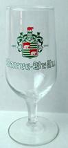 Barre Brau Beer Glass Stemware Vintage - $18.10