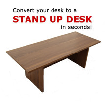 Miracle Desk Portable Walnut - $69.99