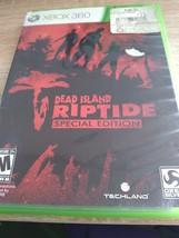 MicroSoft XBox 360 Dead Island: RipTide image 1