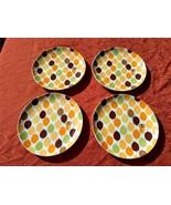 "Rachael Ray Little Hoot Owl 8"" Salad Plates - Lot of 4 - $14.97"