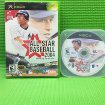 All-Star Baseball 2004 - Microsoft Xbox | Disc Plus - $3.00