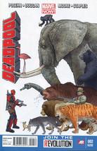 Deadpool #2 2nd Print NM 2013 MARVEL COMICS - $7.12