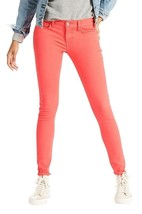 Levi's 710 Women's Premium Super Skinny Jeans Leggings Deep Sea Coral 177780159