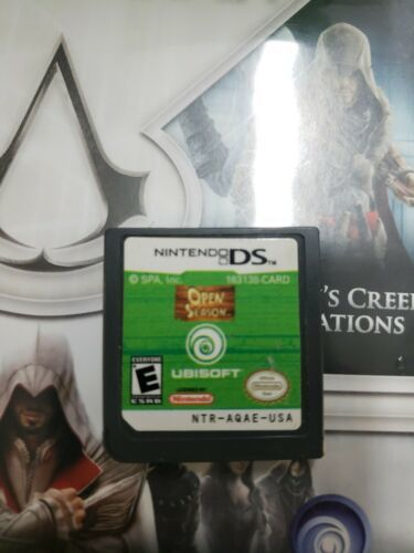 Nintendo DS DSi 3DS 2DS | Open Season | Game Only