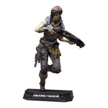 "McFarlane Toys Gears of War Kait Diaz Action Figure, 7""  - $26.67"